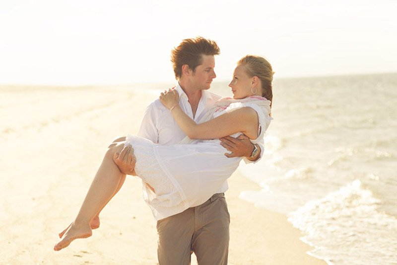 Pre Wedding Shooting Sylt