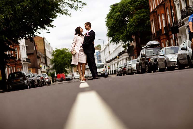 Hochzeitsfotograf London