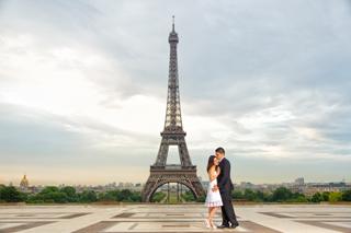 Hochzeitsshootings Paris