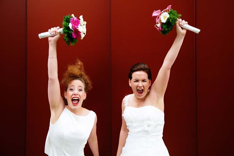 Gleichgeschlechtliche Hochzeit Hamburg