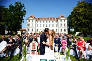 Hochzeitsfotograf Schloss Wedendorf