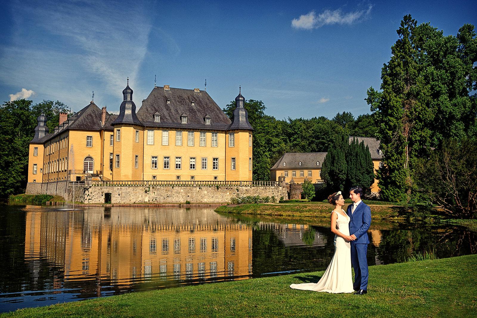 Hochzeit-Schloss-Dyck