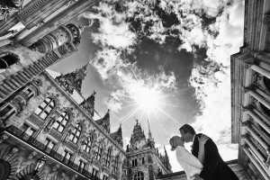 Standesamtliche Trauung Rathaus Hamburg