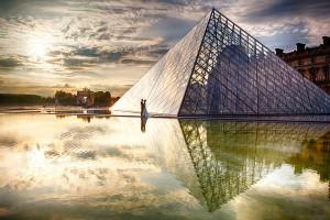 Hochzeitsfoto aus Paris