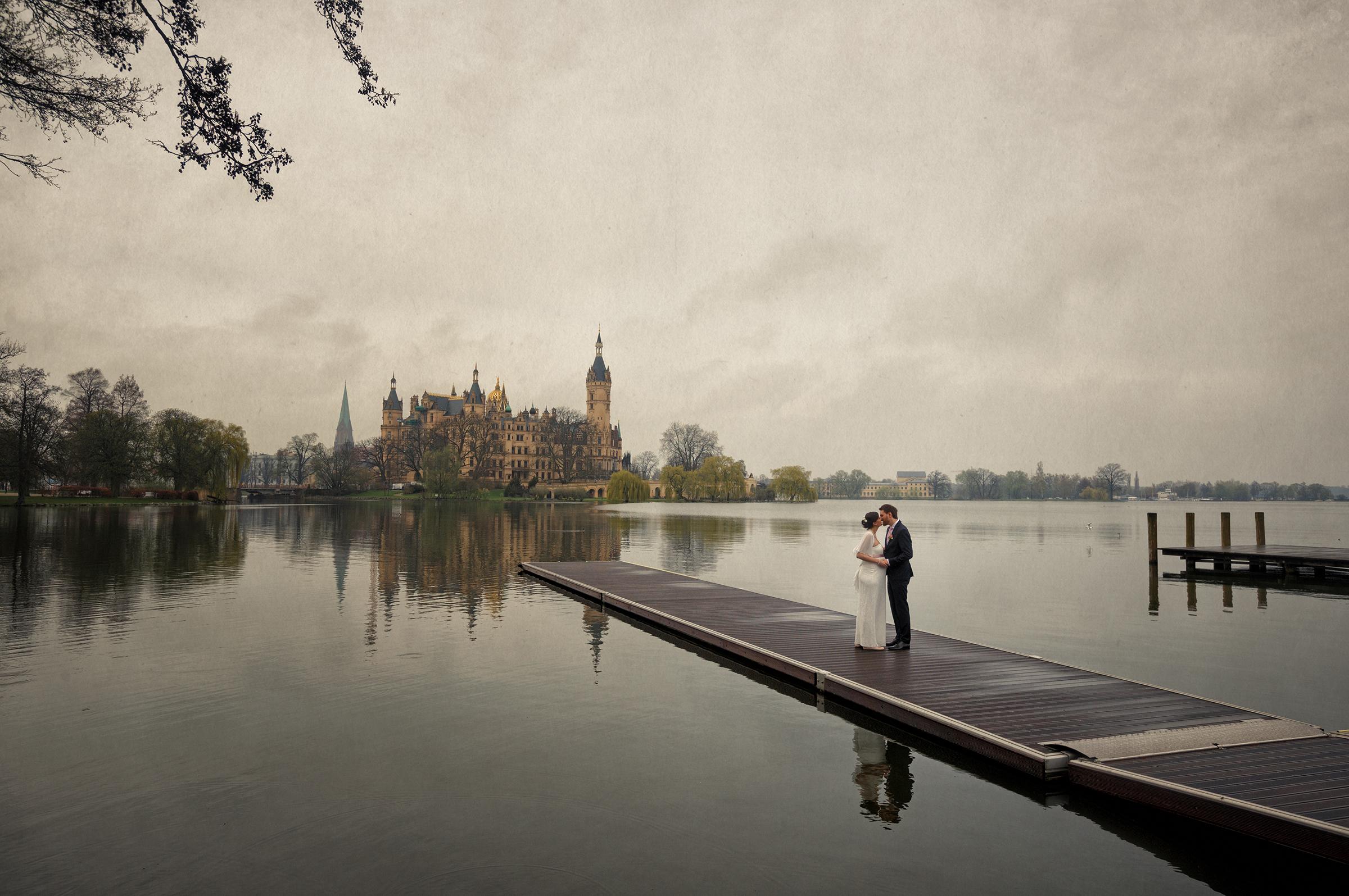 Hochzeit Seewarte Schwerin