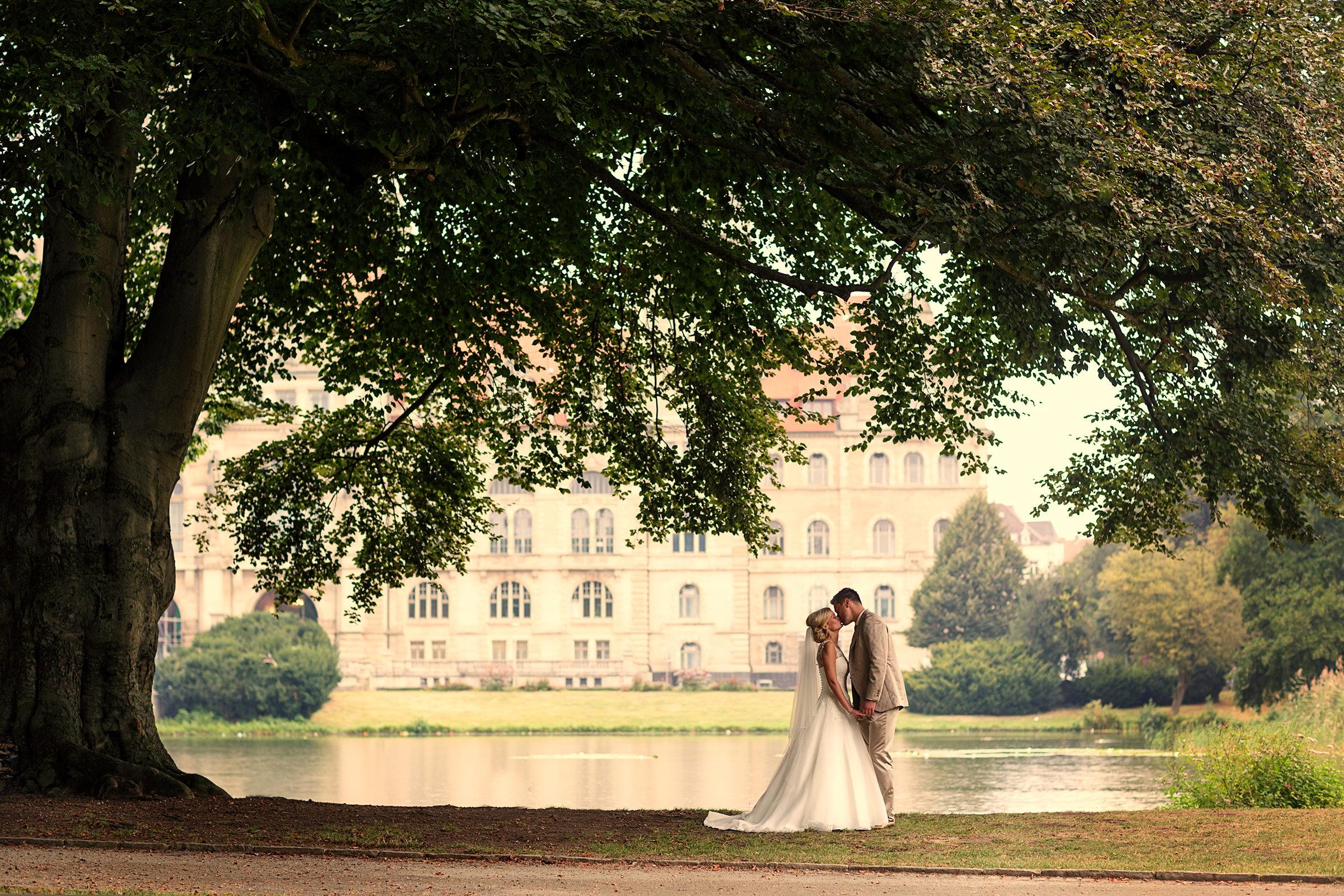 Hochzeit Burg Königsworth Hannover