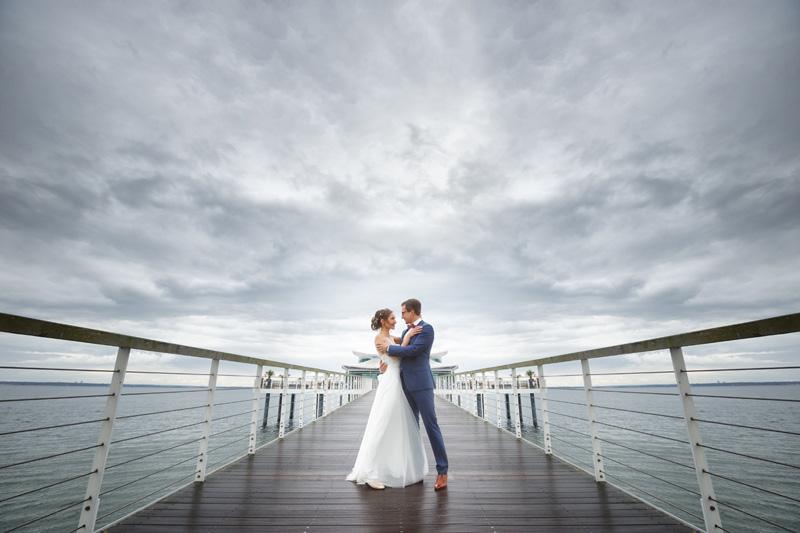 Hochzeit Wolkenlos Timmendorfer Strand