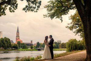 Russische Hochzeit in Kiel