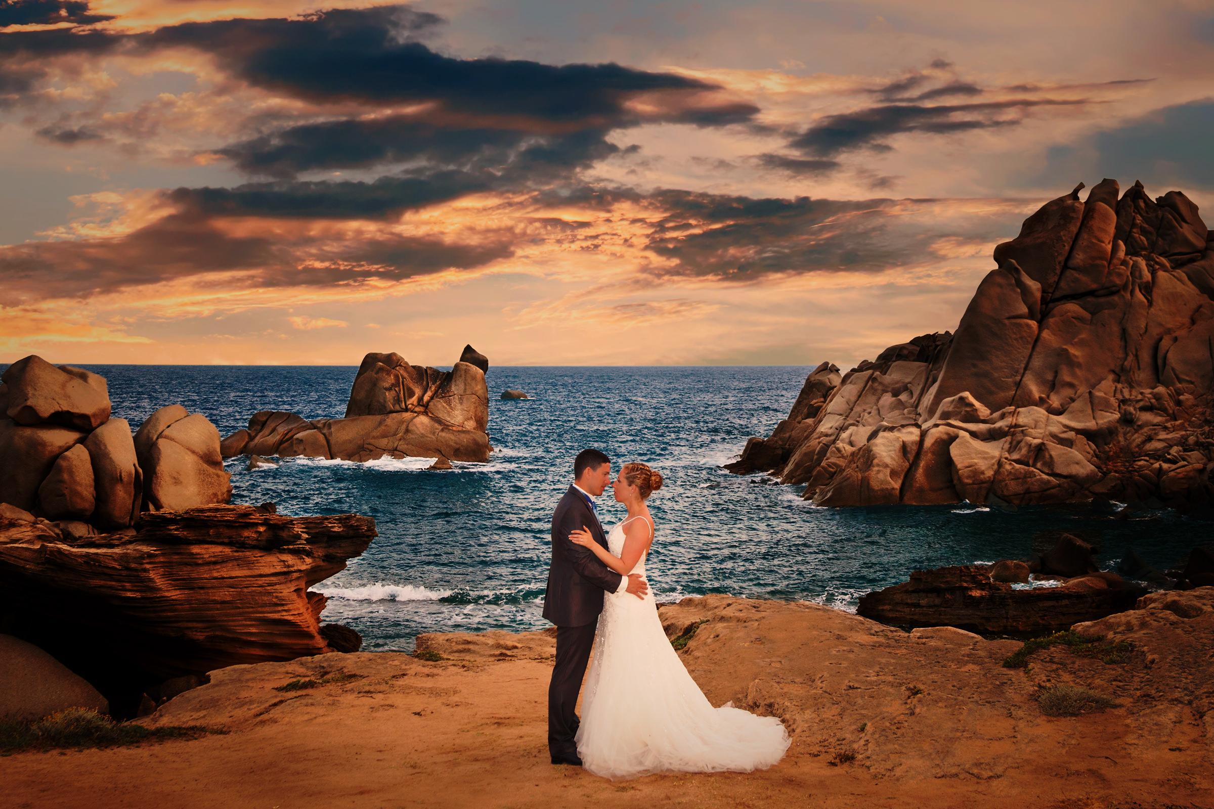Hochzeitsfotograf-Sardinien